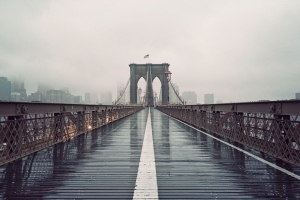 Brooklyn-Bridge-by-James-Chororos-in-New-York